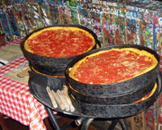 Bus Tour Chicago, Pizza Tour - 3.5 Hours