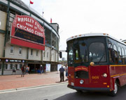 Chicago Trolley Tour, Two Day Hop-On-Hop-Off Tour (Includes Night Tour and Excursions)