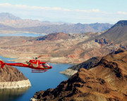 Grand Canyon West Rim and Vegas Strip Helicopter Tour - 70 Minutes (Includes Limo Hotel Shuttle)