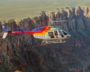 Helicopter and Sunset Hummer Tour Grand Canyon South Rim, North Canyon Heli Tour - 3 Hours