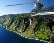 Helicopter Tour Big Island, Kohala Mountains and Hamakua Waterfalls - 45 Minutes