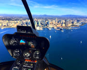 Helicopter Ride Oceanside and Carlsbad - 15 Minute Flight (3rd Passenger Rides for Free!)