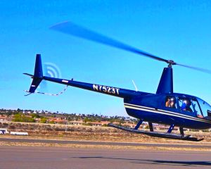 Helicopter Ride Oceanside to La Jolla Cove - 40 Minute Flight (3rd Passenger Rides for Free!)