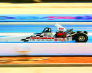 Dragster Driving Experience, Route 66 Motor Raceway Joliet - Chicago