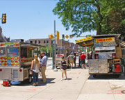 Philadelphia Walking Tour University City and Food Trucks, Beyond the Cheesesteak - 2.5 Hours