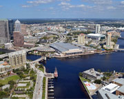 Helicopter Ride Tampa, Downtown, Busch Gardens, and Alafia River Coast Tour- 20 Minutes