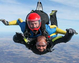 Skydive Kansas City - 10,500ft Jump