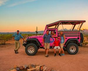 Jeep Tour Sedona, Broken Arrow Tour - 2 Hours (ON the Red Rocks!)