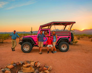 Jeep Tour Grand Canyon South Rim, Grand Deluxe Tour - 3 Hours