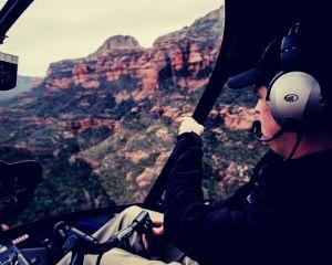 Helicopter Tour Sedona, Dust Devil Tour - 20 Minutes