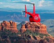 Helicopter Tour Sedona, Wild West Tour - 50 Minutes