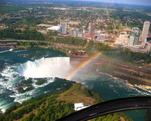 Private Niagara Falls Helicopter Tour - 30 Minute Flight