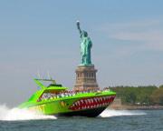 Speedboat Ride New York City, Pier 83 Midtown - 30 Minutes