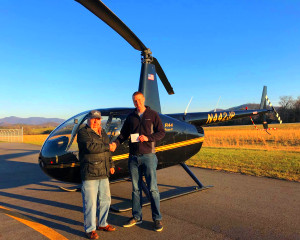 Helicopter Introductory Flight Lesson, Atlanta - 30 Minute Flight