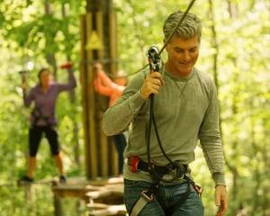 Zipline Treetop Adventure, Raleigh - 2 Hours 30 Minutes