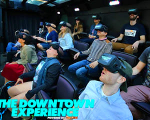 The Downtown Experience New York City, Interactive Bus Tour - 90 Minutes