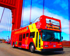 San Francisco Sightseeing Mega Pass - 2 Day