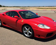 Ferrari 360 3 Lap Drive - Willow Springs Raceway Los Angeles