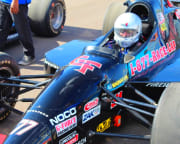 INDY-STYLE CAR Drive, 5 Minute Time Trial - Las Vegas Motor Speedway
