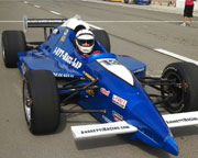 INDY-STYLE CAR Drive, 5 Minute Time Trial - Dover International Speedway