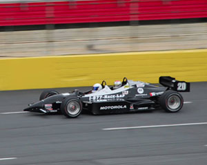 INDY-STYLE CAR Drive, 8 Minute Time Trial - Dover International Speedway