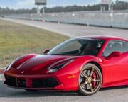 Ferrari 488 GTB 3 Lap Drive - Charlotte Motor Speedway