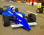INDY-STYLE CAR Drive, 5 Minute Time Trial - New Hampshire Motor Speedway
