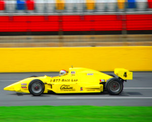 INDY-STYLE CAR Drive, 8 Minute Time Trial - New Hampshire Motor Speedway