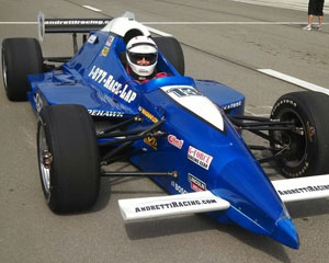 INDY-STYLE CAR Drive, 8 Minute Time Trial - Gateway Motorsports Park