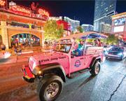 Jeep Tour Las Vegas - Three Hour Night Tour (Includes Hotel Shuttle)
