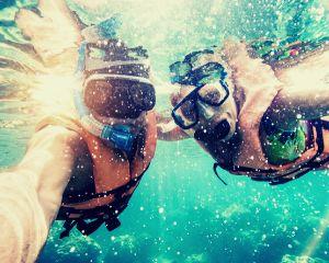 Reef Snorkel and Catamaran Cruise Key West - 3 Hours
