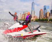 Jet Ski Tour New York City, Weekend - 2.5 Hours