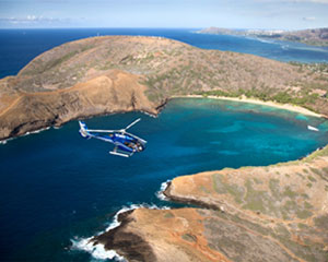 Oahu Helicopter Tour of Pali Makani - 30 Minutes