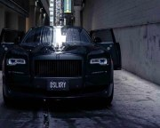 Rolls-Royce Ghost  Ride-Along - Downtown Chicago
