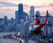 Private Helicopter Tour for 6 Chicago - 15 Minutes