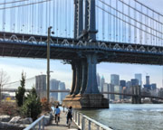 New York City Bike Tour, Brooklyn Waterfront - 4 Hours