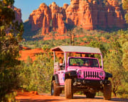 Jeep Tour Sedona, Broken Arrow and Scenic Rim Tour - 3 Hours