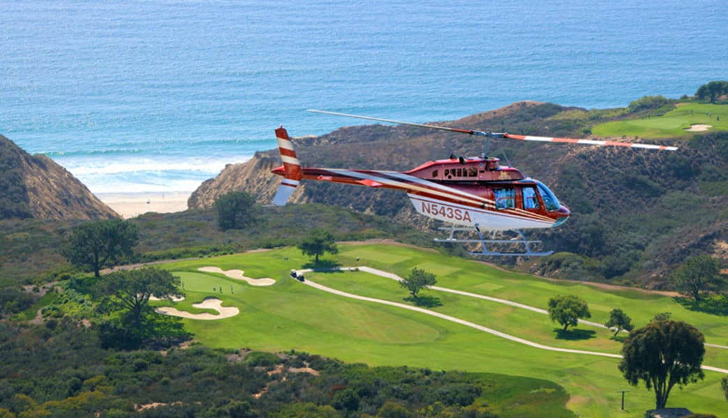 Helicopter Ride San Diego - 30 Minute Best Of Tour