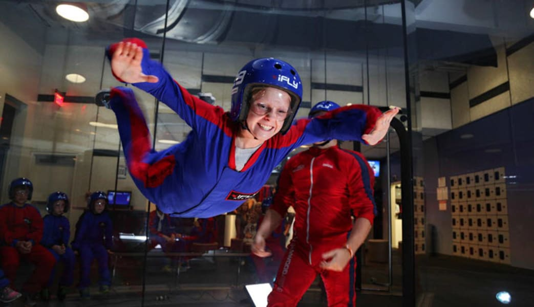 Indoor Skydiving Minneapolis - 2 Flights