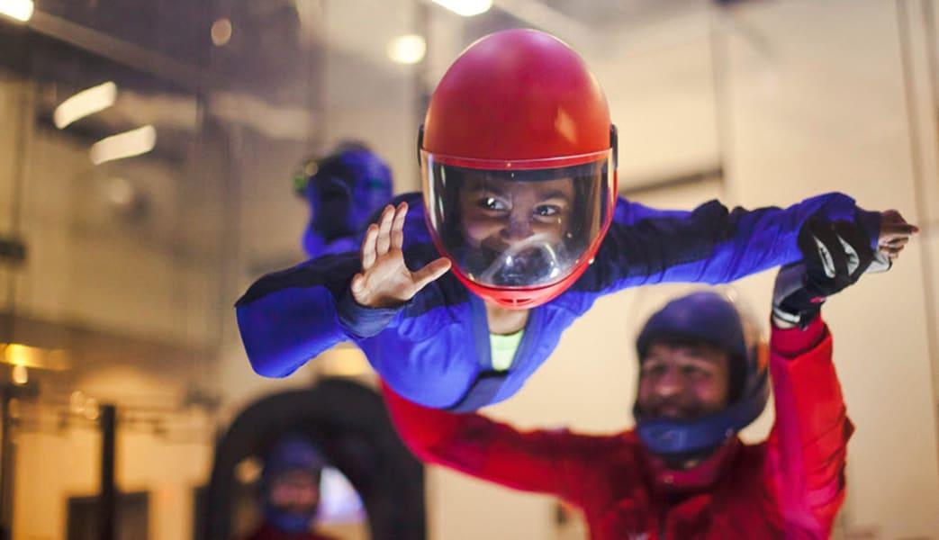 Indoor Skydiving Fort Lauderdale - 2 Flights