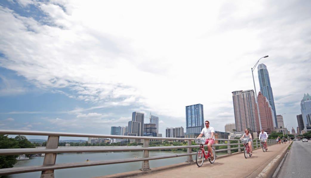 Bike and Brew Austin Loop - 3.5 Hours