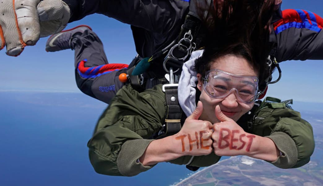 Skydive Monterey Bay - 18,000ft Jump VIP Package - 409e173e1245fd8 , Skydive-Monterey-Bay-18000ft-Jump-VIP-Package-13645223 , Skydive Monterey Bay - 18,000ft Jump VIP Package , Array , 13645223 , Arts & Entertainment > Party & Celebration > Gift Giving > Gift Cards & Certificates > Skydiving , 15383