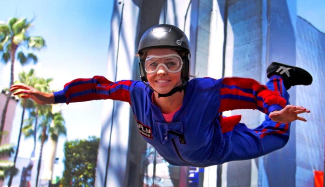 Indoor Skydiving Hollywood - 2 Flights