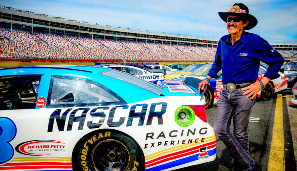 NASCAR Drive, 5 Minute Time Trial - Richmond International Raceway