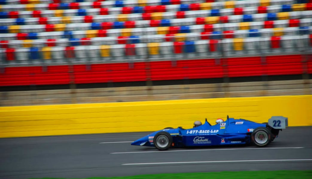 INDY-STYLE CAR Ride, 3 Laps - New Hampshire Motor Speedway