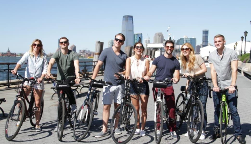 Friday Night Lights Bike Tour, New York - 6 Hours