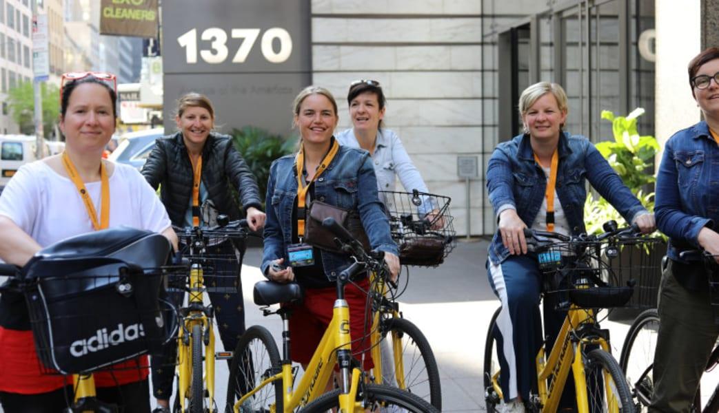 New York Highlights Bike Tour - 3 Hours