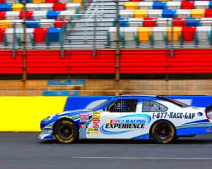 NASCAR Ride, 3 Laps - Chicagoland Speedway