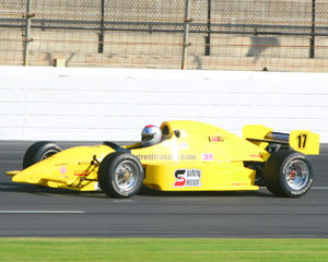 INDY-STYLE CAR Drive, 5 Minute Time Trial - Texas Motor Speedway