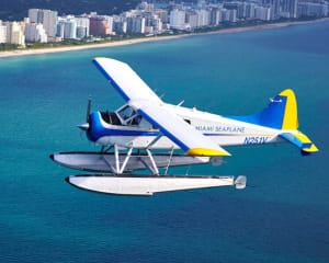 Seaplane Scenic Flight Miami, South Beach - 15 Minutes